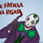 Pippo Franco as The Joker